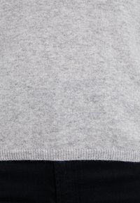 FTC Cashmere - Sweter - silver stone - 5