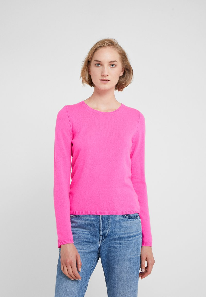 FTC Cashmere - Trui - electric pink