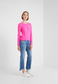 FTC Cashmere - Trui - electric pink - 1