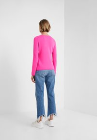 FTC Cashmere - Trui - electric pink - 2