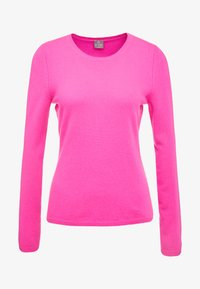 FTC Cashmere - Trui - electric pink - 5