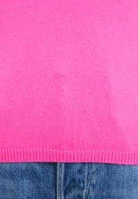 FTC Cashmere - Trui - electric pink - 6