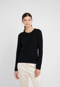 FTC Cashmere - Sweter - moonless night - 0