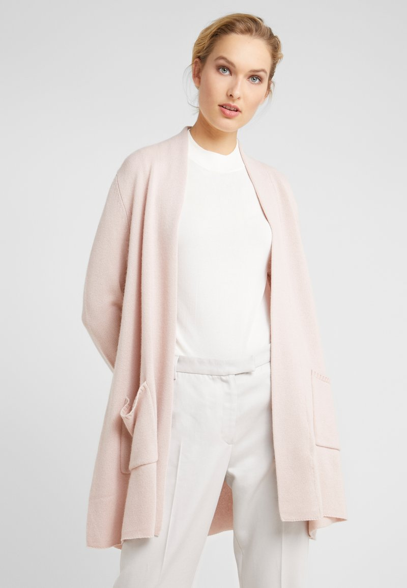 FTC Cashmere - Cardigan - champagne