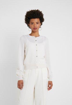 Kardigan - pristine white