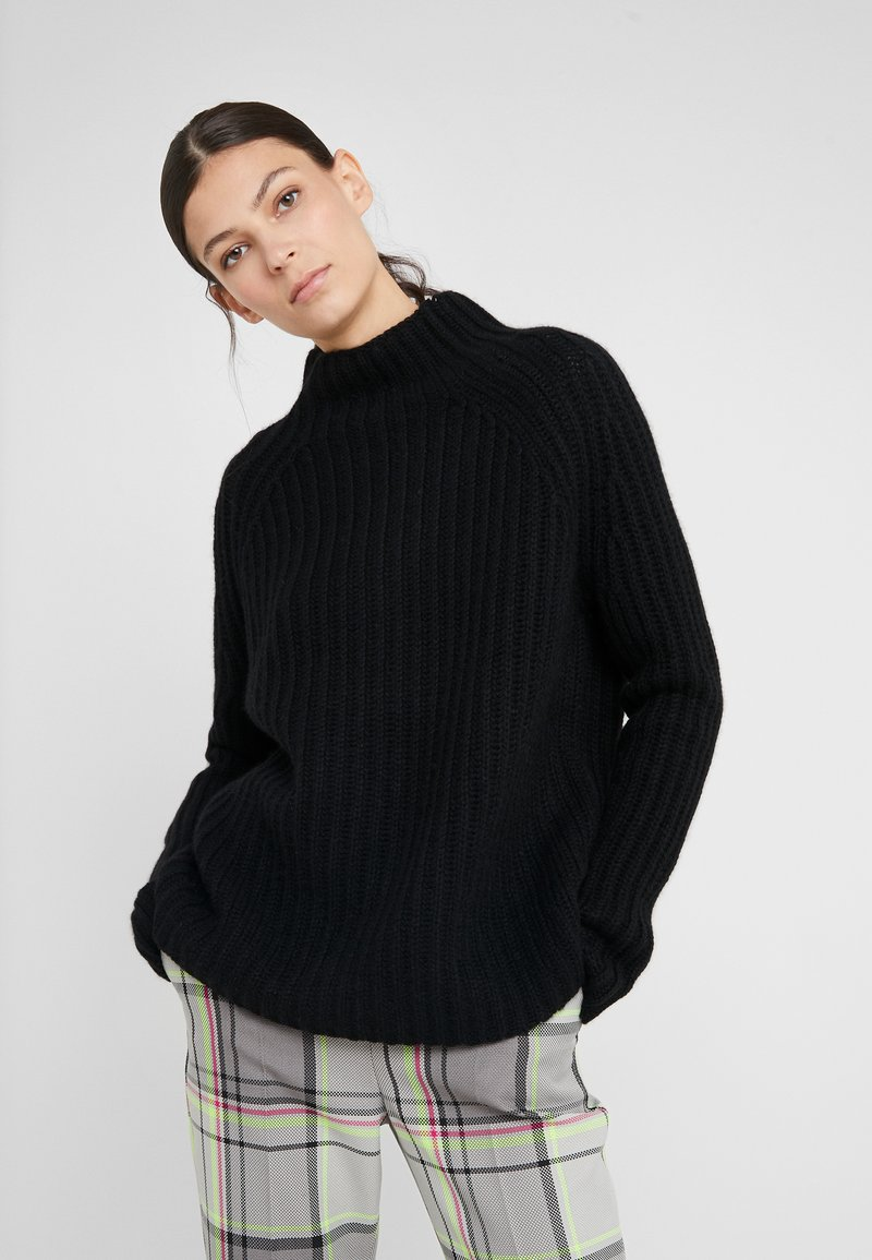 FTC Cashmere - HIG - Jumper - moonless night