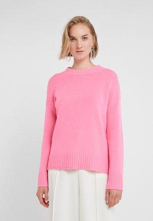 MOCKNECK - Pullover - hot pink