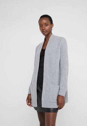 OPEN - Strikjakke /Cardigans - opal grey
