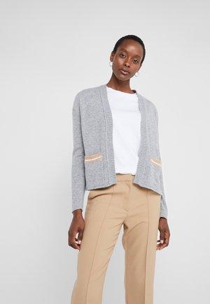 OPEN - Vest - opal grey