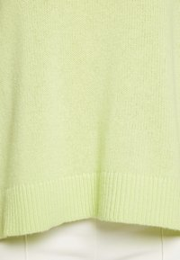 FTC Cashmere - Strickpullover - lime - 5