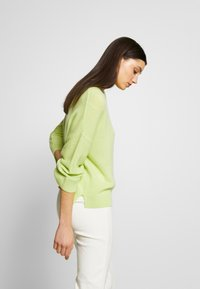 FTC Cashmere - Strickpullover - lime - 3
