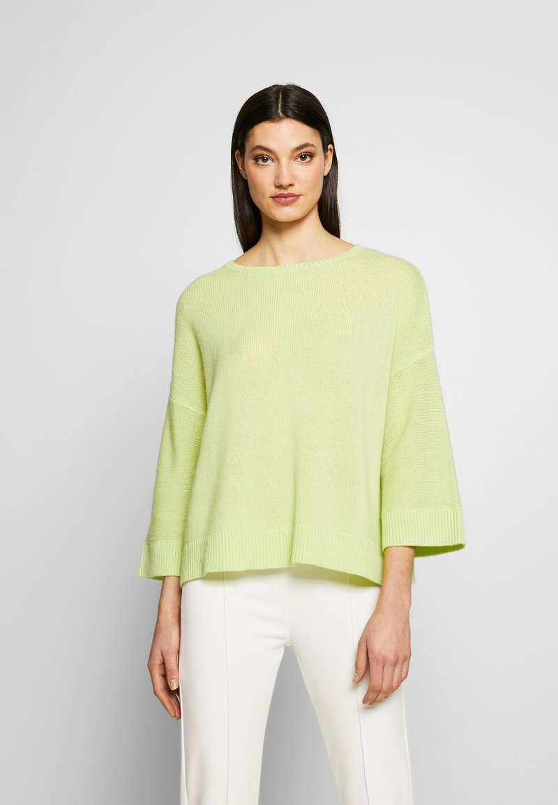 FTC Cashmere - Strickpullover - lime