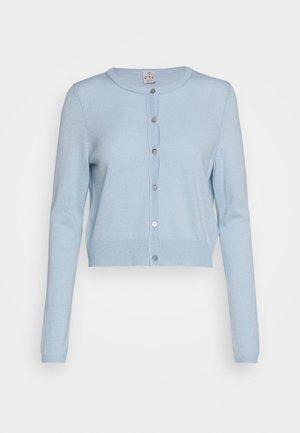 CARDIGAN - Cardigan - alaskan blue