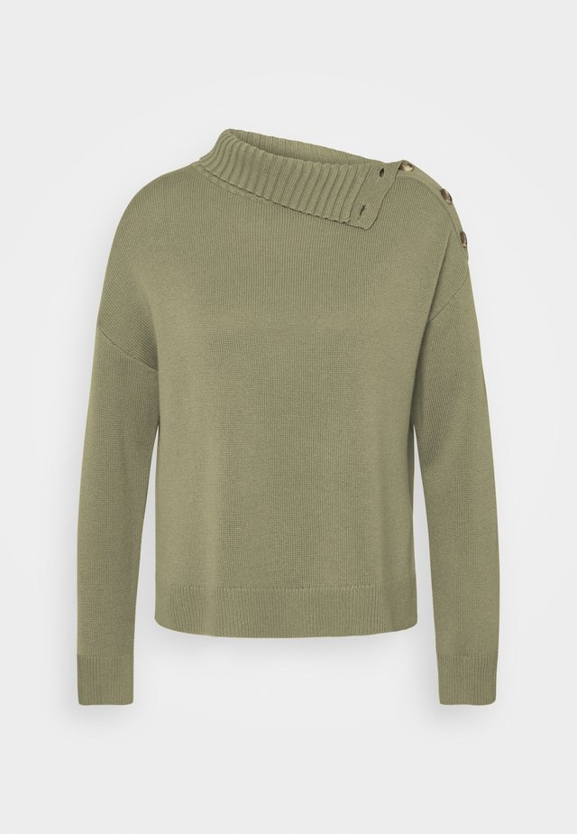 HIGHNECK - Trui - soft olive