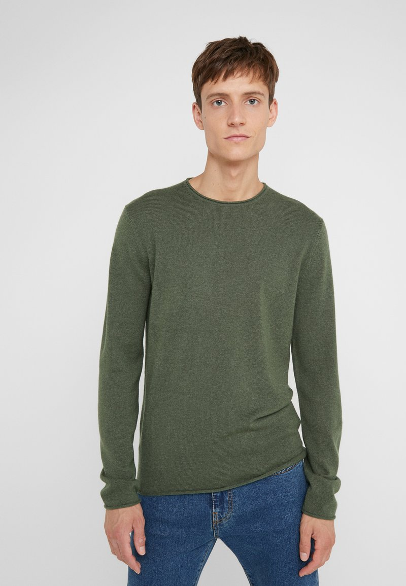 FTC Cashmere - Jumper - thyme