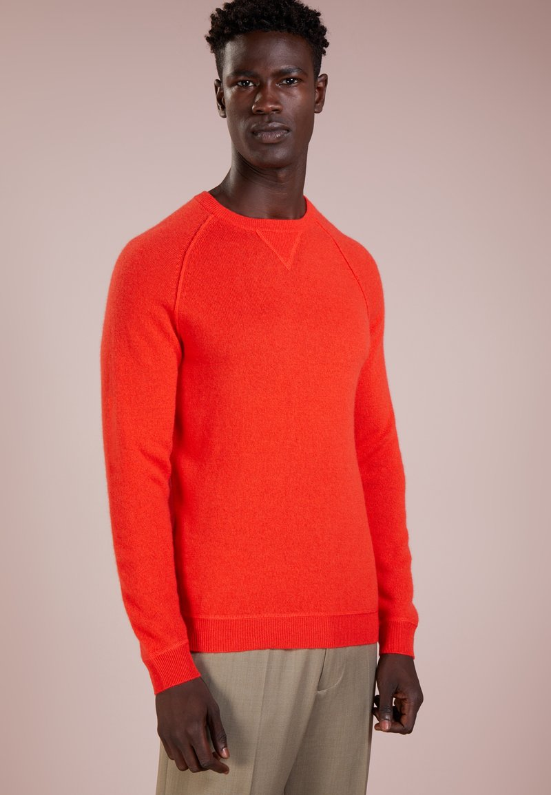 FTC Cashmere - Pullover - flame