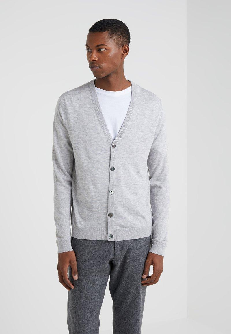 FTC Cashmere - Cardigan - opal grey