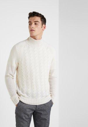 Jumper - pristine white