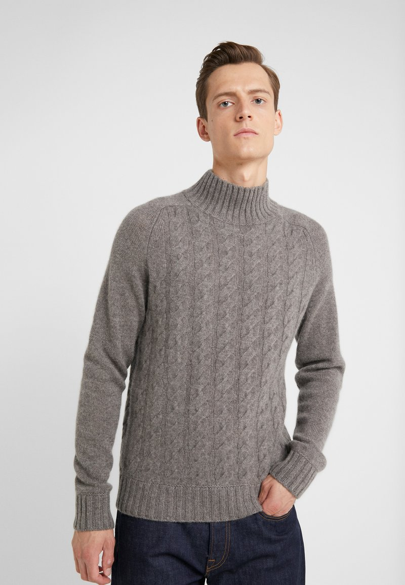 FTC Cashmere - Jumper - taupe
