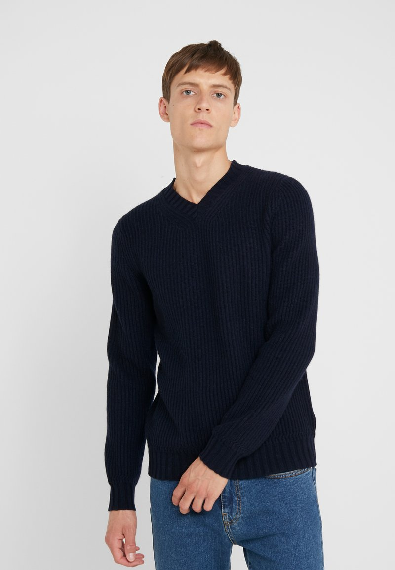 FTC Cashmere - Pullover - midnight