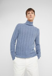 FTC Cashmere - Pullover - cool water - 0
