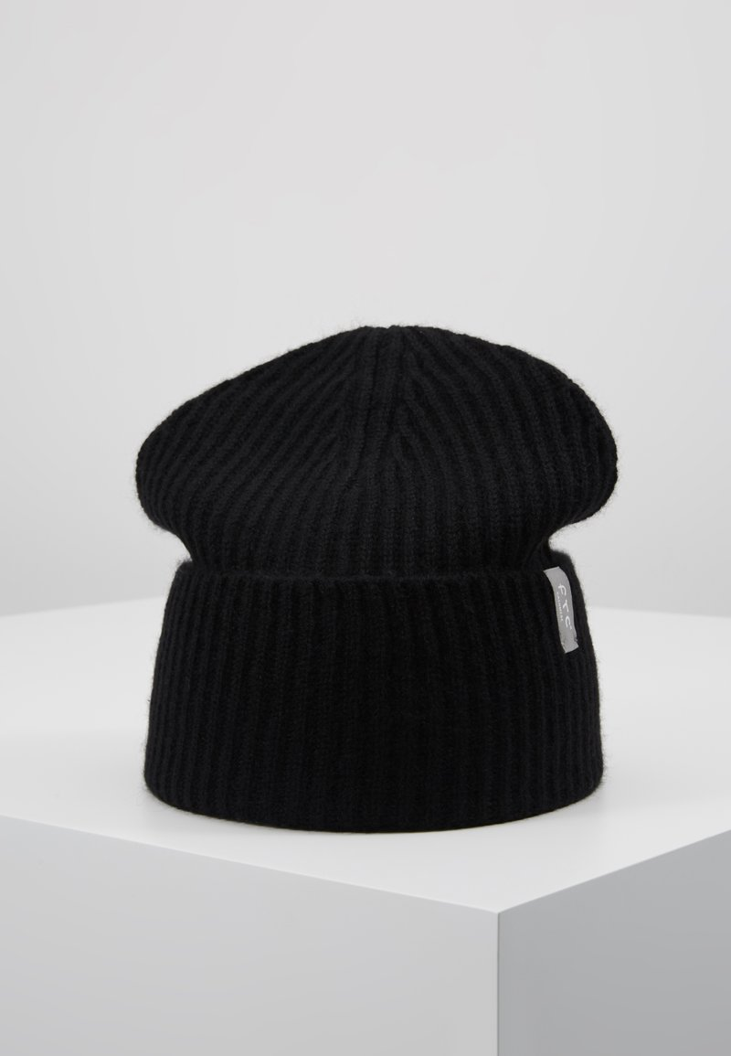 FTC Cashmere - NEW BEANIE - Huer - moonless night