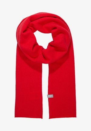 CLASSIC SCARF - Sjaal - lipstickred