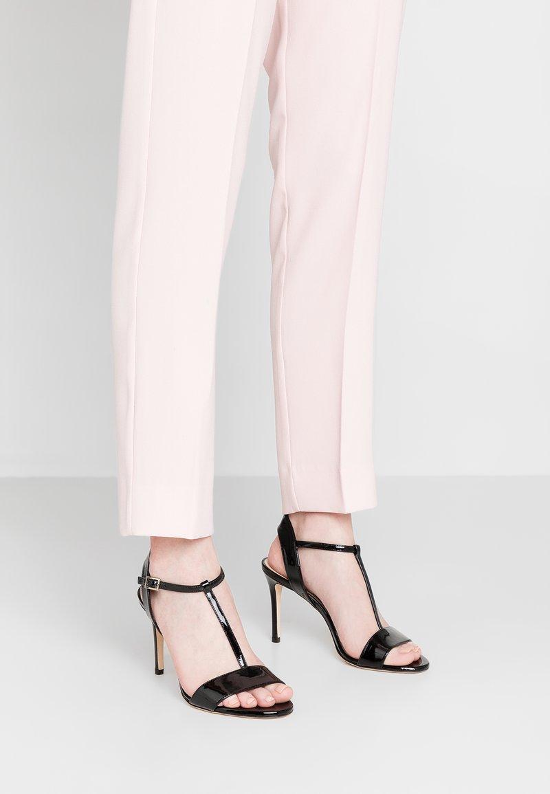 Furla - FURLA MIMI - Højhælede sandaletter / Højhælede sandaler - onyx