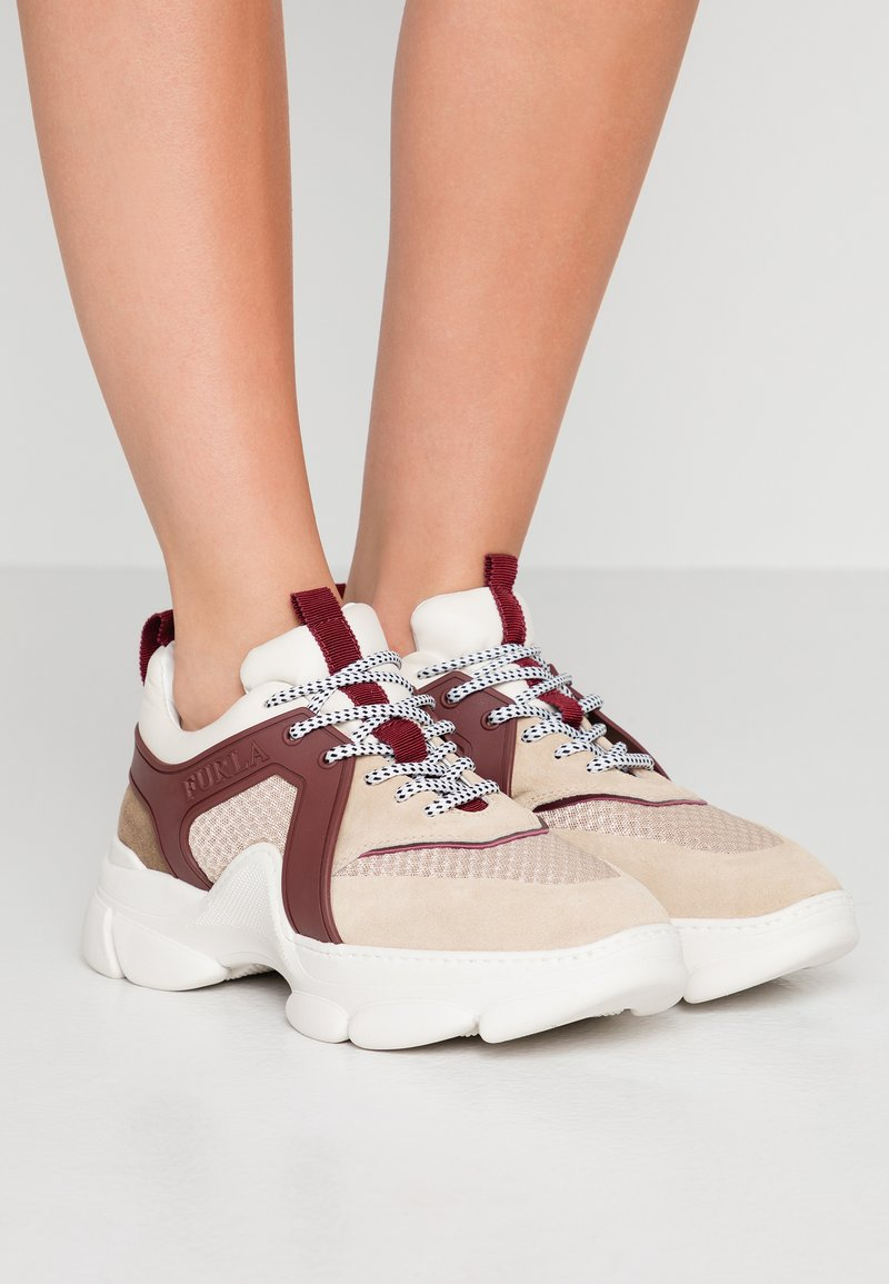 Furla - WONDERFURLA BASSA - Sneakers - petalo/dalia/ribes