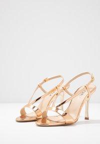 Furla - OCCASION - Sandaler med høye hæler - oro - 4