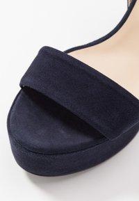 Furla - ZONE WEDGE  - High heeled sandals - oceano - 2
