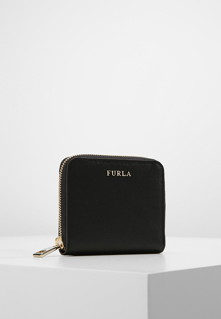 Furla - BABYLON S ZIP AROUND - Wallet - onyx