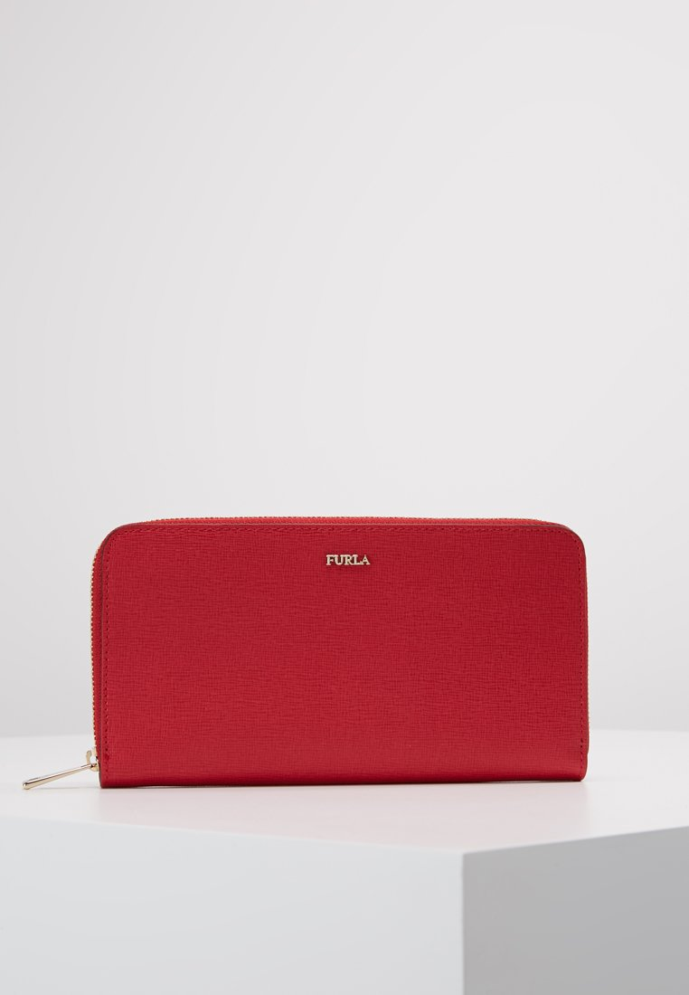 Furla - BABYLON  ZIP AROUND - Portefeuille - ruby