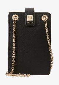 Furla - MIMI' S PHONE HOLDER - Telefoonhoesje - onyx - 1