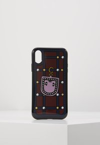 Furla - HIGH TECH S IPHONE XR CASE - Étui à portable - ciliegia/blu notte/lilla - 0