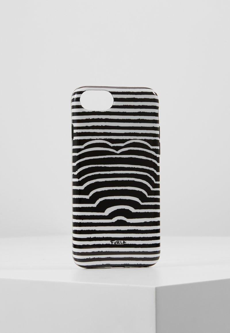 Furla - HIGH TECH IPHONE 6/7/8 CASE - Handytasche - onyx/gesso