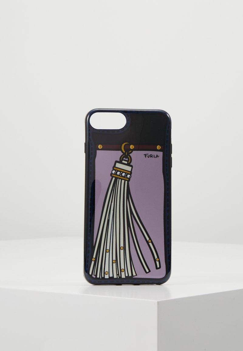 Furla - HIGH TECH S IPHONE PLUS CASE - Phone case - ottanio/sabbia/ciliegia