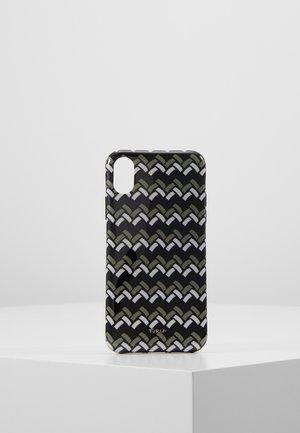 HIGH TECH S IPHONE X CASE - Phone case - perla/sabbia/ottanio