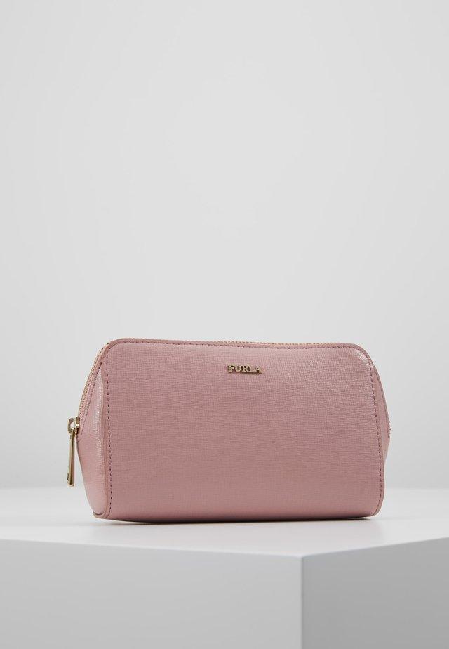 ELECTRA COSMETIC CASE - Wash bag - rosa antico