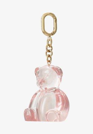 GLOSSKEYRING BEAR - Porte-clefs - rosa chiaro
