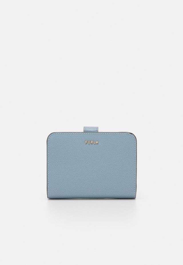 BABYLON COMPACT WALLET - Lommebok - avio light grey