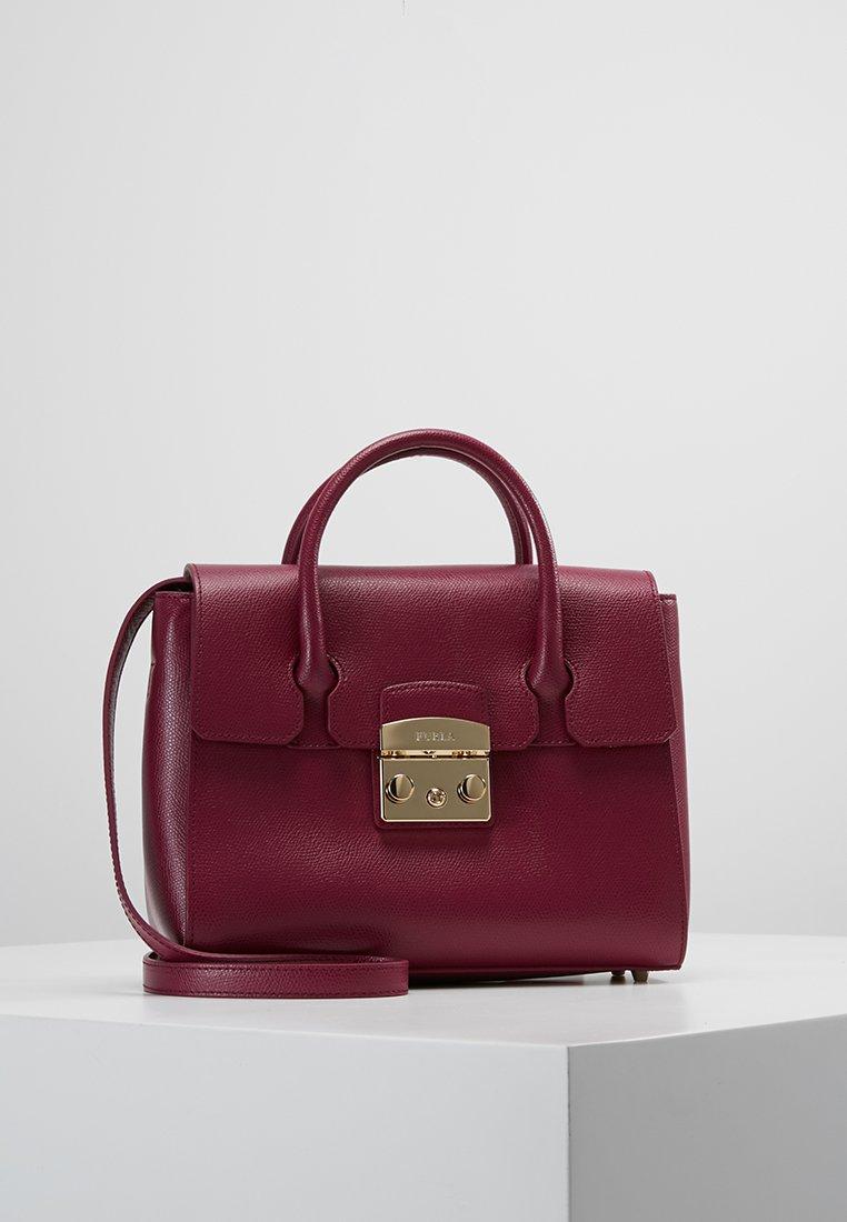Furla - METROPOLIS  - Handbag - ciliegia