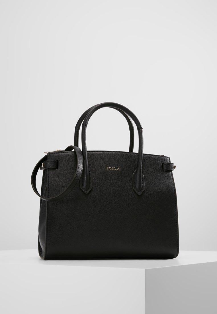 Furla - PIN TOTE - Handbag - onyx