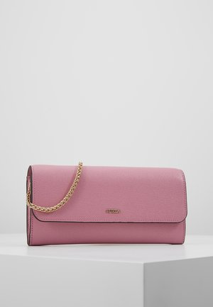 BABYLON CHAIN WALLET - Monedero - malva