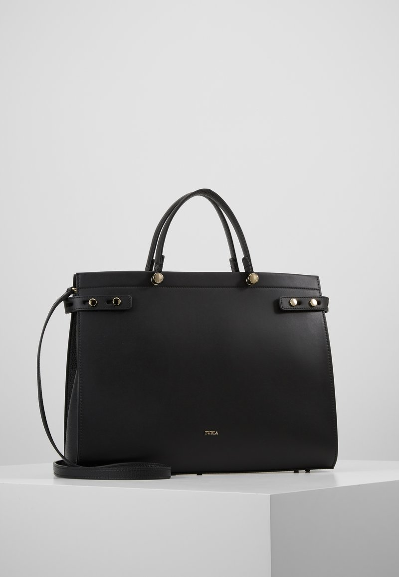 Furla - LADY TOTE - Handtasche - onyx
