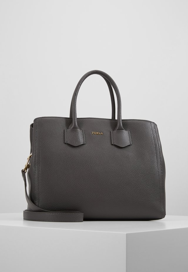 ALBA TOTE - Handbag - grey