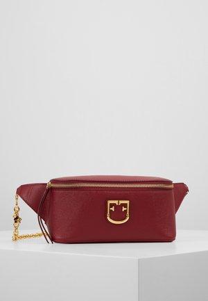 ISOLA BELT BAG - Bum bag - ciliegia
