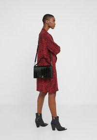 Furla - MIMI SHOULDER BAG - Handbag - onyx - 1