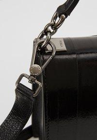 Furla - MIMI SHOULDER BAG - Handbag - onyx - 5