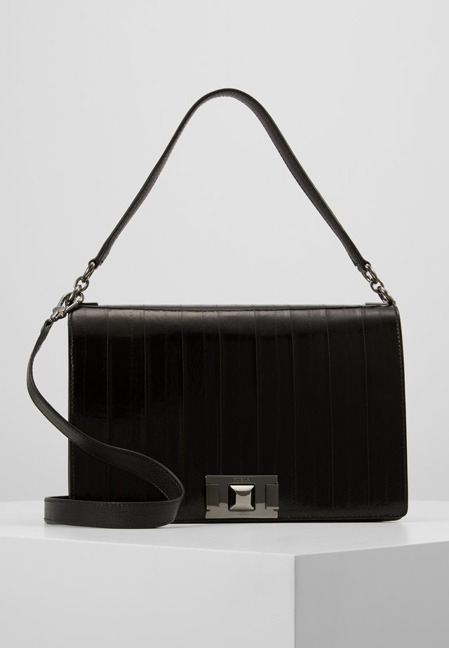 MIMI SHOULDER BAG - Handtasche - onyx